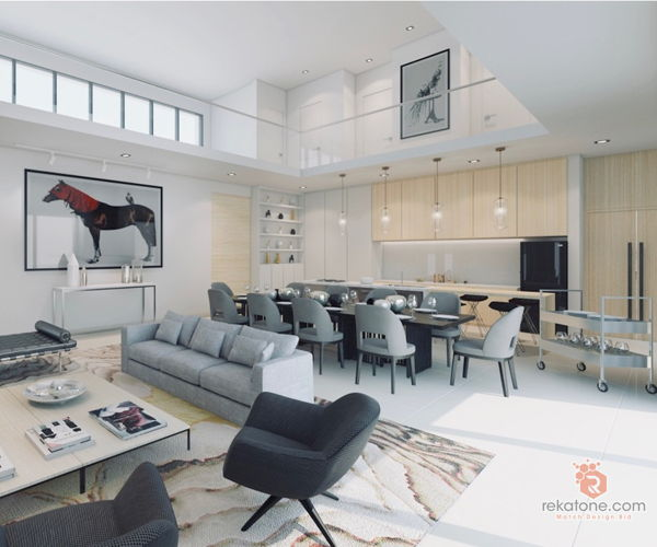 iconz-design-consultancy-m-sdn-bhd-modern-malaysia-selangor-dining-room-dry-kitchen-living-room-wet-kitchen-3d-drawing
