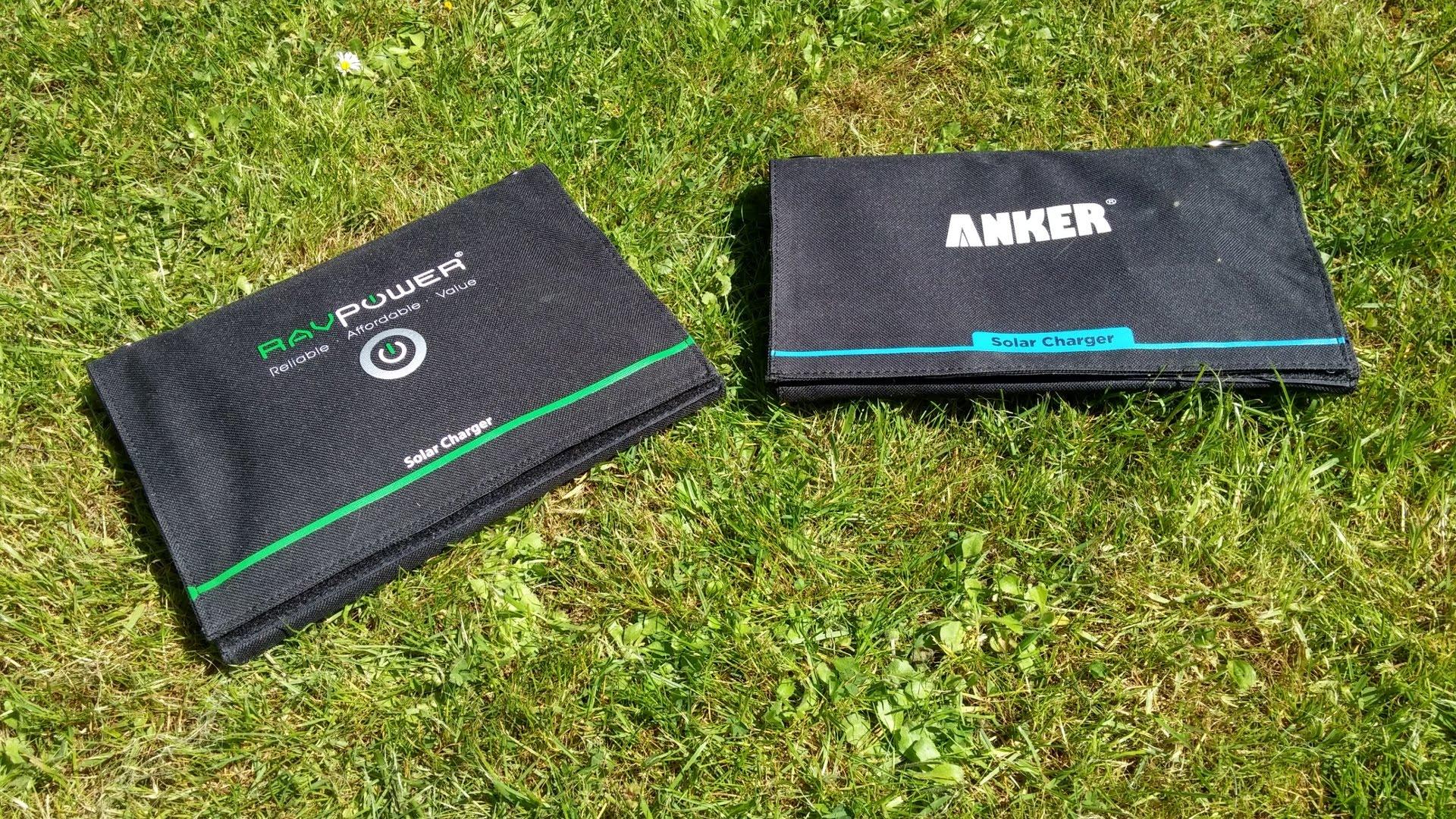 Anker 21w 2 Port Usb Powerport Solar Charger Review Slant