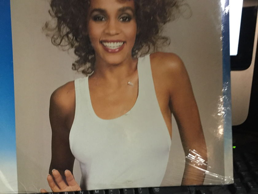 WHITNEY HOUSTON - Whitney Sealed