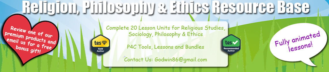 Religion, Philosophy, Sociology & Ethics Resource Base