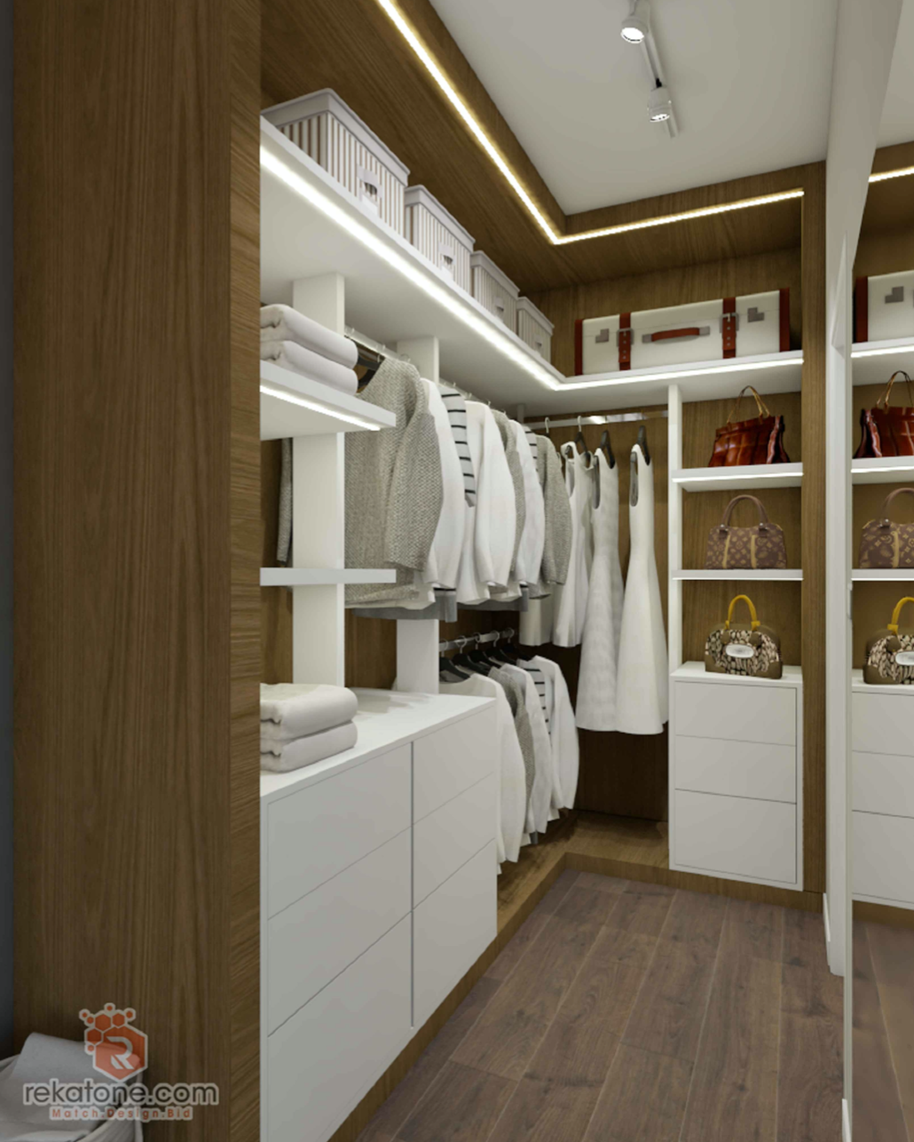 How To Plan Your Walk In Wardrobe