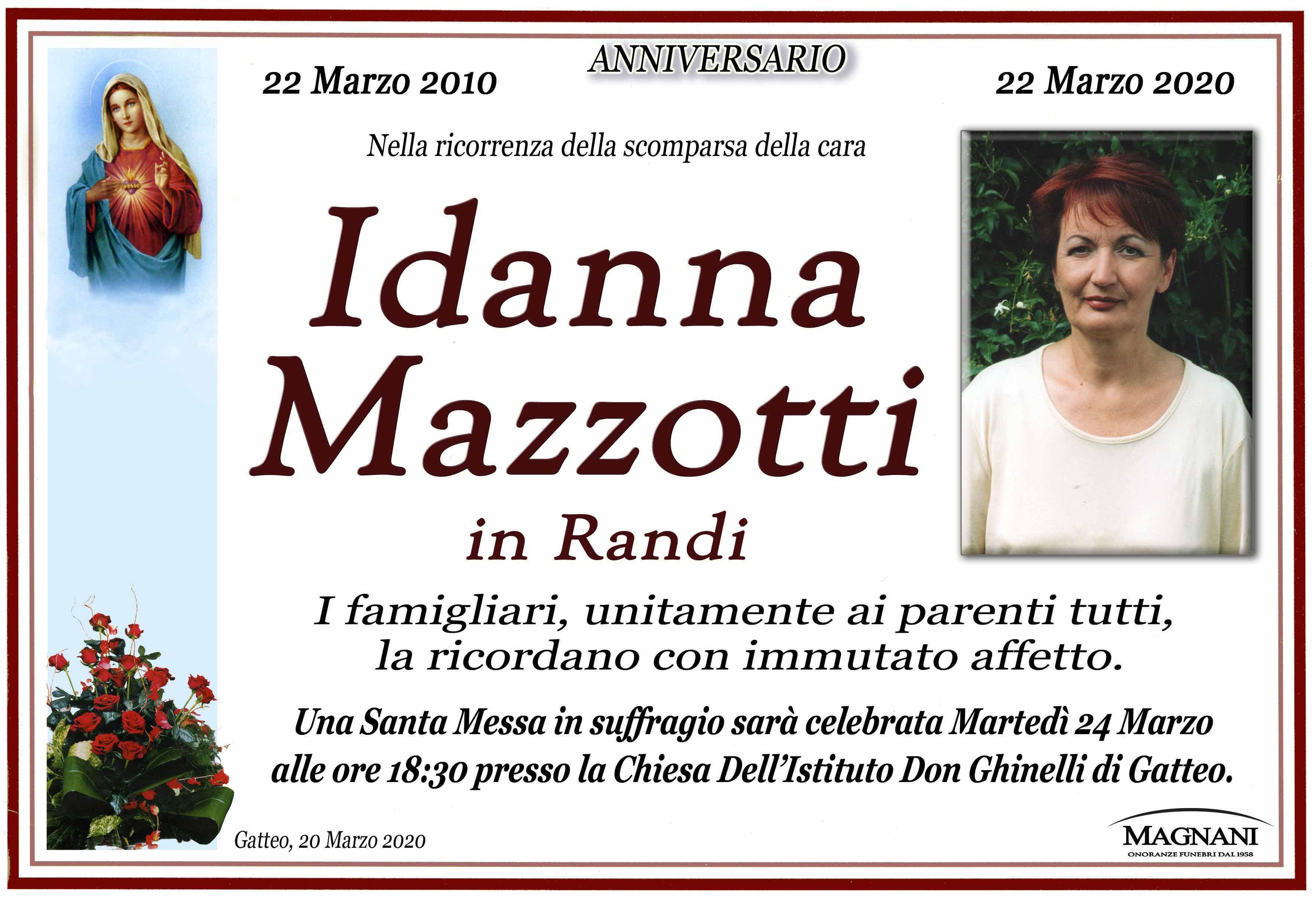 Idanna Mazzotti