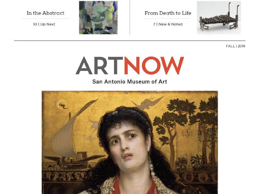 Art Now: Fall 2019
