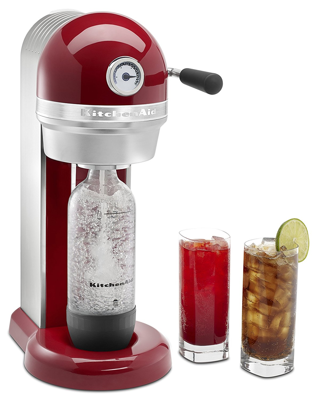 KitchenAid Sparkling Beverage Maker Review - Slant