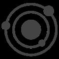 Bonding Planet Icon | TRB