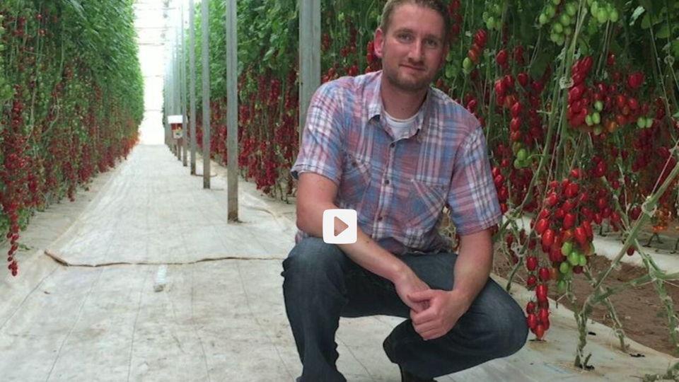 Landbouwassistent Frank Hoogendoorn belicht de mogelijkheden in Mexico