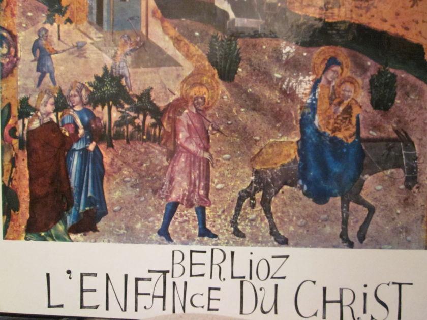 BERLIOZ l'enfance du CHRIST - L'OISEAU - LYRE SOL 60032/3