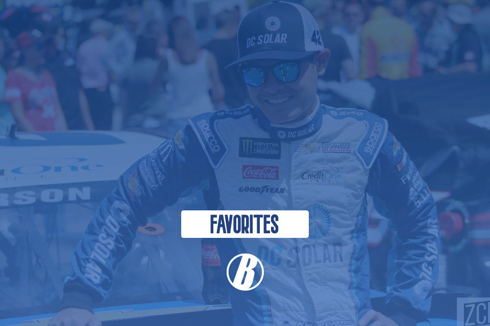 Larson Heavily Favored To Win Title As First Cut Off Approaches