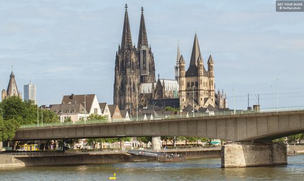 KD RhinePass – билет в круиз по реке Рейн на целый день
