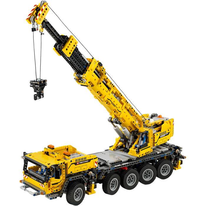 lego 42009 crane