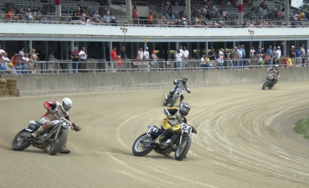 DT Darke County Fairgrounds - VMC Racing Frames