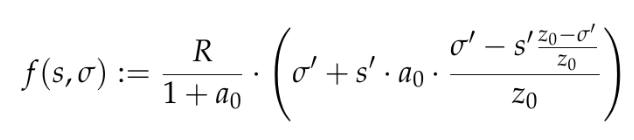 pledge formula
