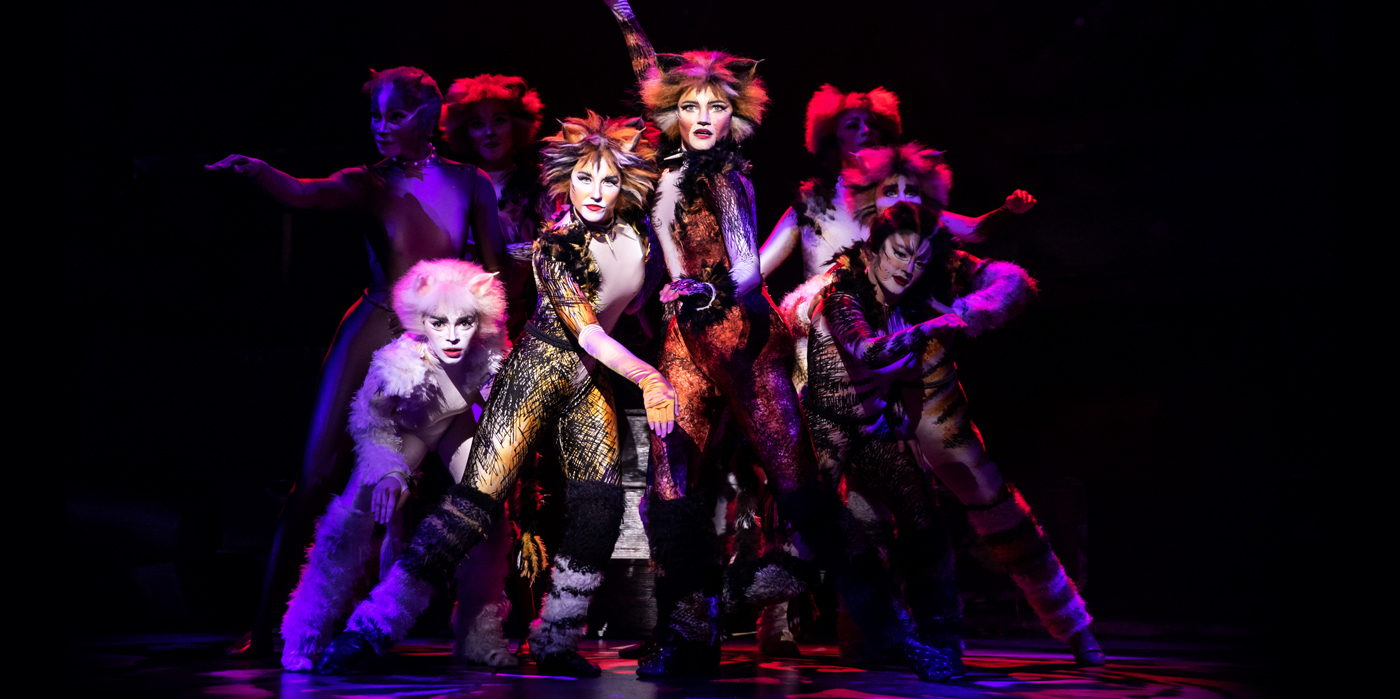 CATS at the Shubert Theatre