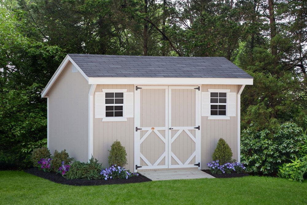 It is Time to Choose a Garden Shed
