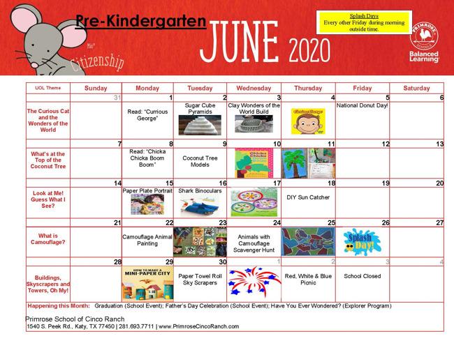 ppk june calendar