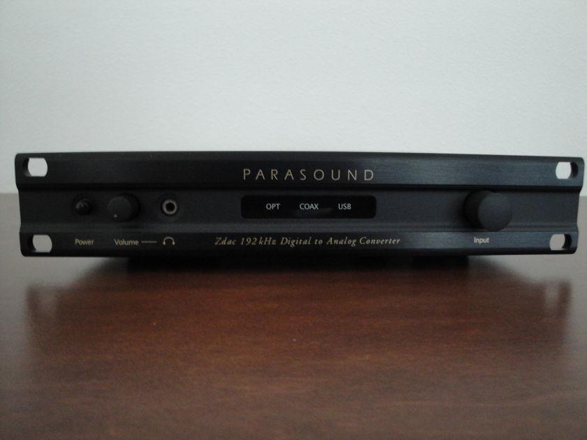 Parasound ZDAC v.1