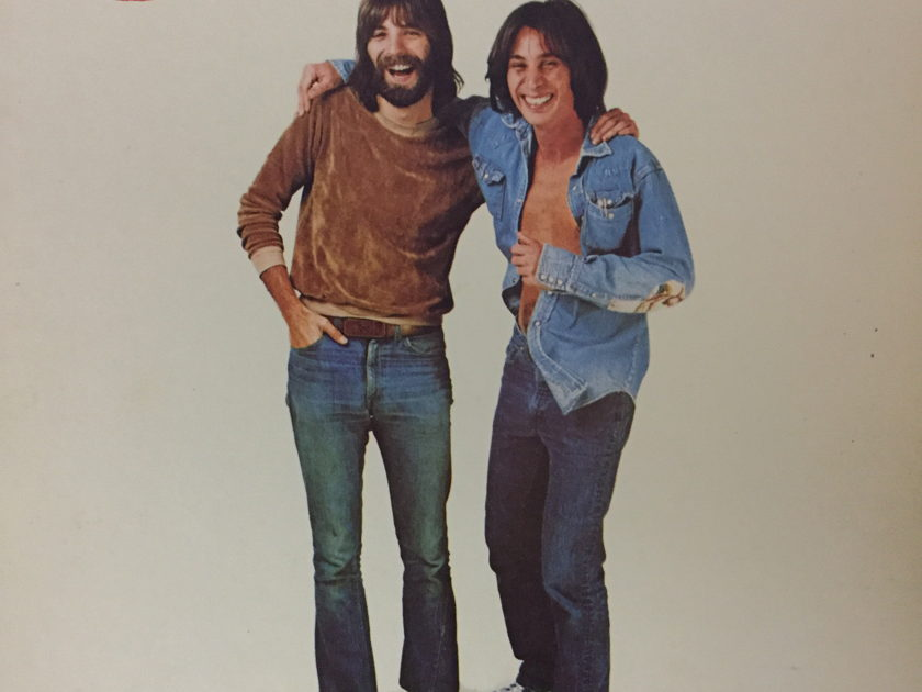 LOGGINS AND MESSINA - BEST OF FRIENDS