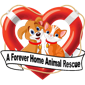 A Forever Home Animal Rescue logo