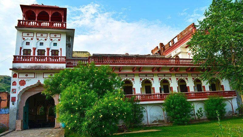 Tordi Garh Hotel, India