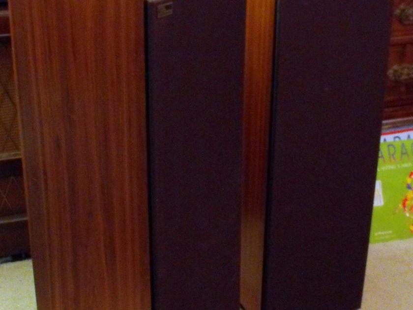 TDL Electronics Studio 3 Transmission Line Speakers