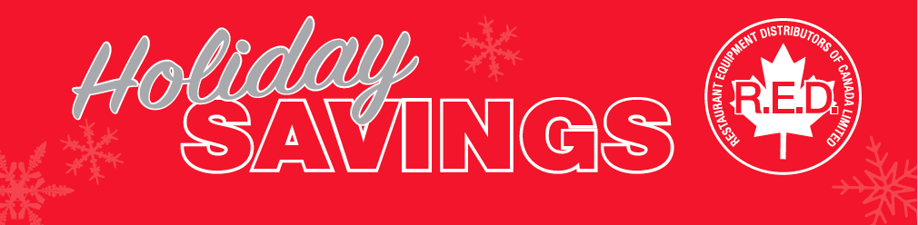 R.E.D. Holiday Savings Flyer