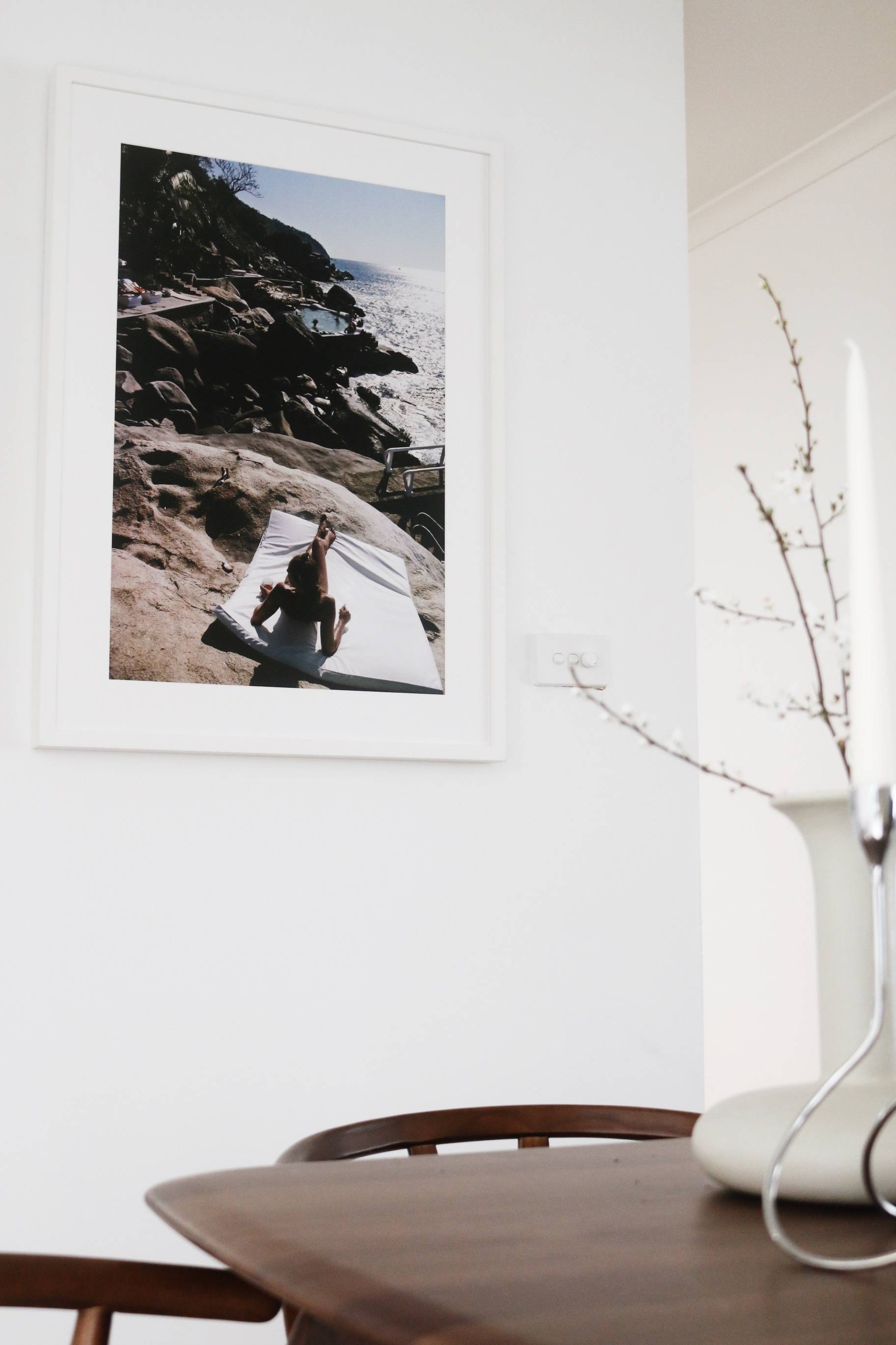 Las Brisas by Slim Aarons - Hanging in the home of Gemma Watts