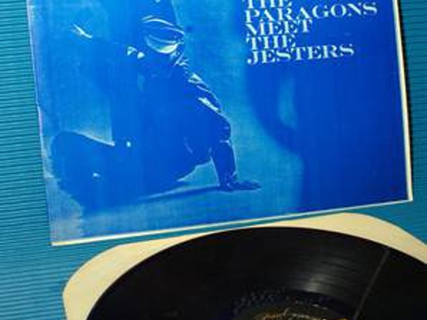 """THE PARAGONS/THE JESTERS -  - """"The Paragons Meet The Jesters"""" -  Winley Records 1959 mono"""