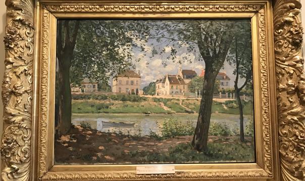 Индивидуальный экскурс по французскому импрессионизму в Эрмитаже
