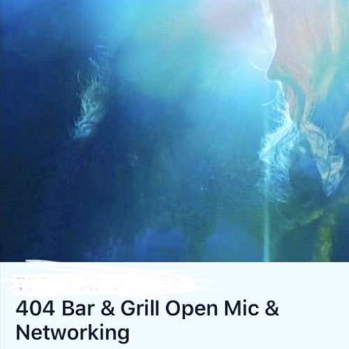 Picture of Open Mic, Poker & Networking nights every Tuesday at the 404 Bar & Grill, hosted by Javelyn