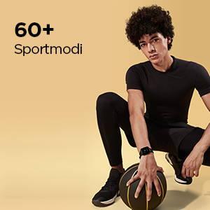 Amazfit Bip U Pro - 60+ Sportmodi