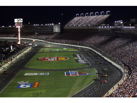 Four (4) grandstand tickets for the NASCAR SPRINT All Star Race