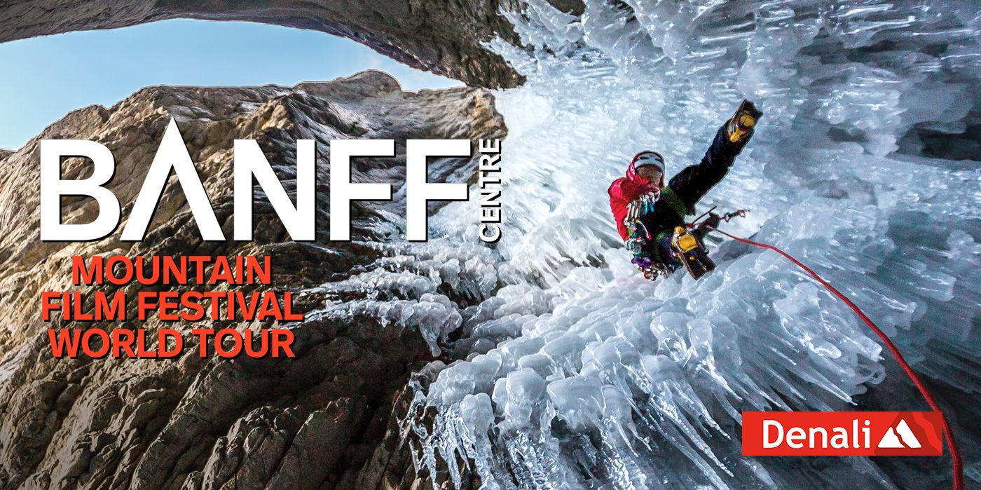 BANFF Mountain Film Festival World Tour at the Shubert Theatre
