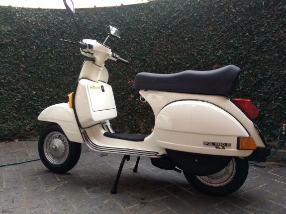 Vespa PX 200E 1986