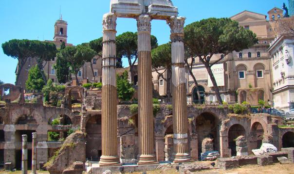 Сердце Рима и Античное чудо – форумы с Колизеем