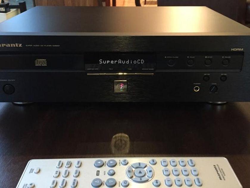 Marantz SA8001 CD Player with Remote