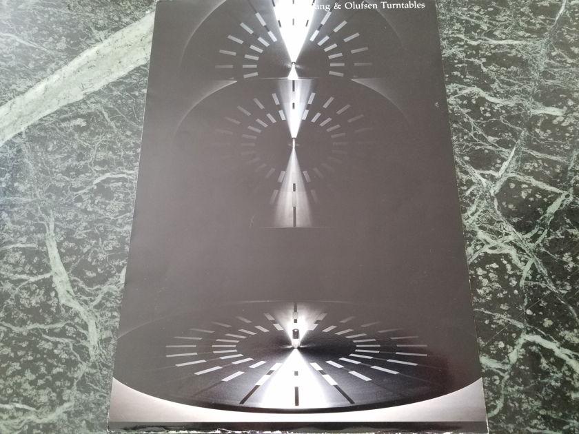 Bang & Olufsen / Beogram TX-2 Turntable MMC-4 / Phono Cartridge
