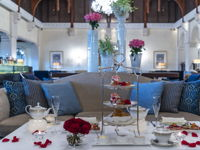 VALENTINE'S AFTERNOON TEA AT THE RITZ-CARLTON image