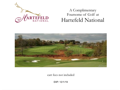 Foursome at Hartefeld National