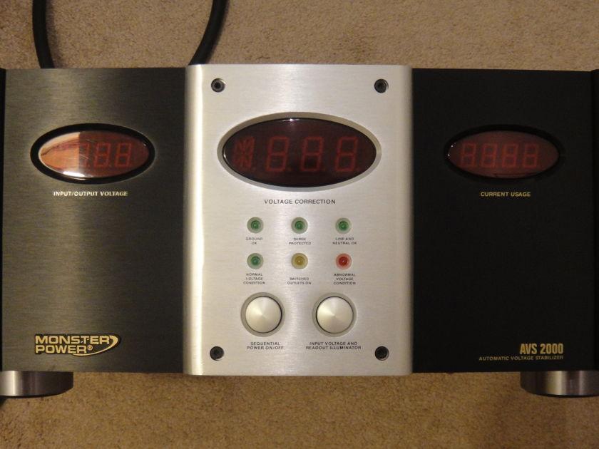 Monster Power AVS-2000