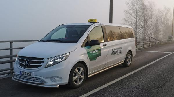 Taxi Jessica Holmberg, Hanko