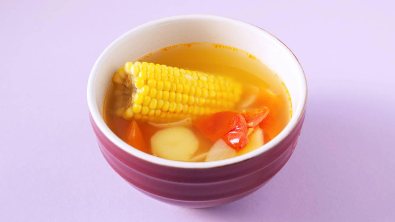 ABC Vegetables Soup