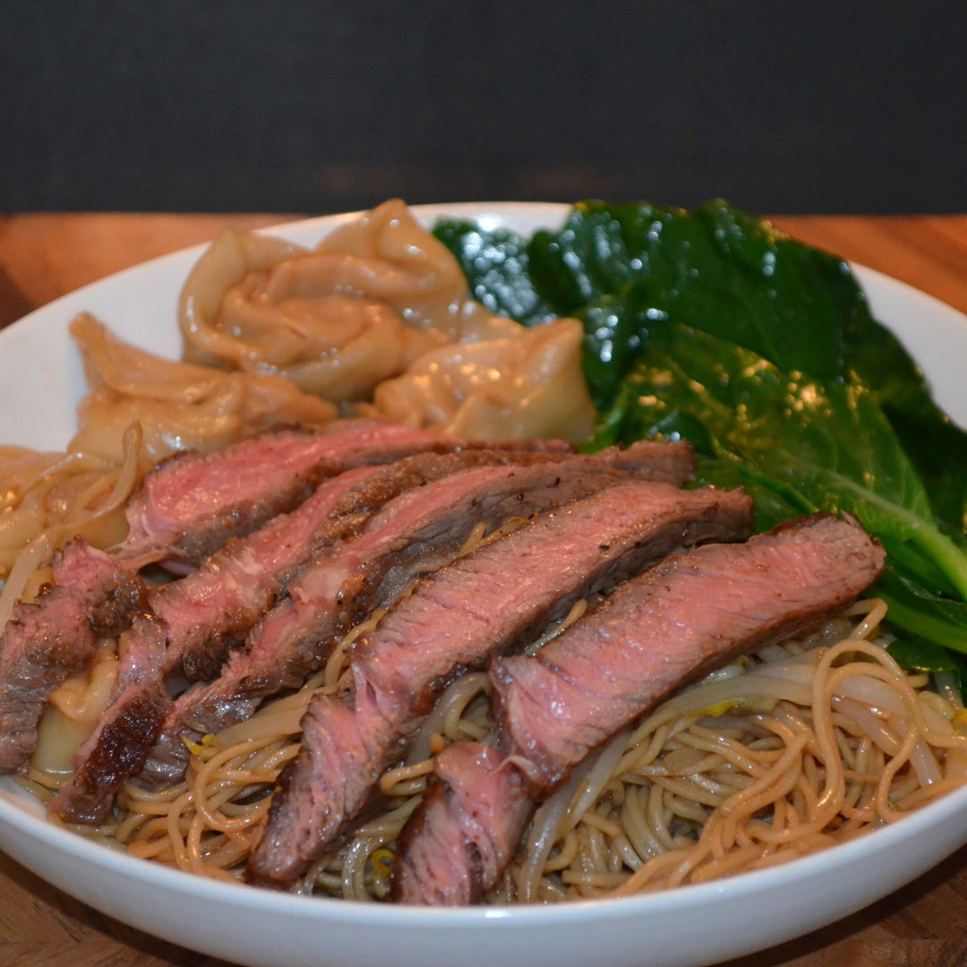 Date: 19 May 2020 (Tue) 124th Main: Adam Liaw's Dry Wonton Noodles [354] [162.0%] [Score: 10.0] Cuisine: Chinese Dish Type: Main