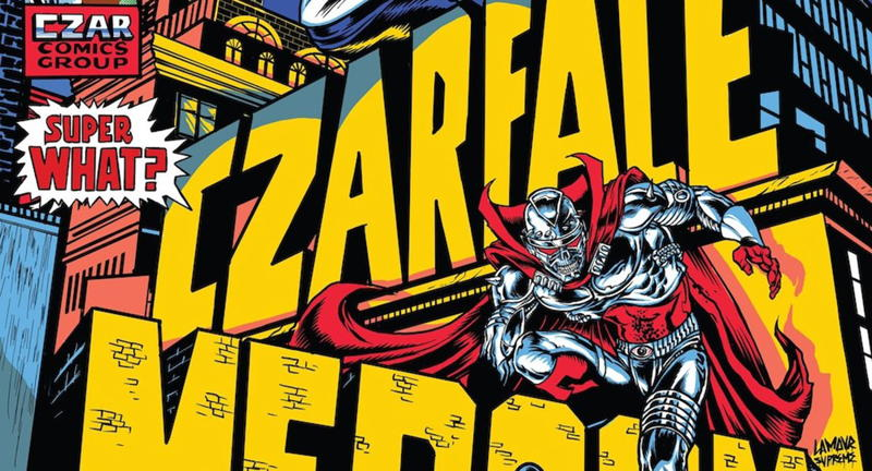 Listen to Czarface and MF DOOM's Super What?