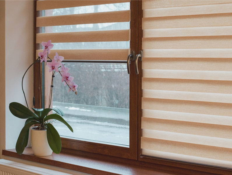 Custom Made Day and Night Blinds Online