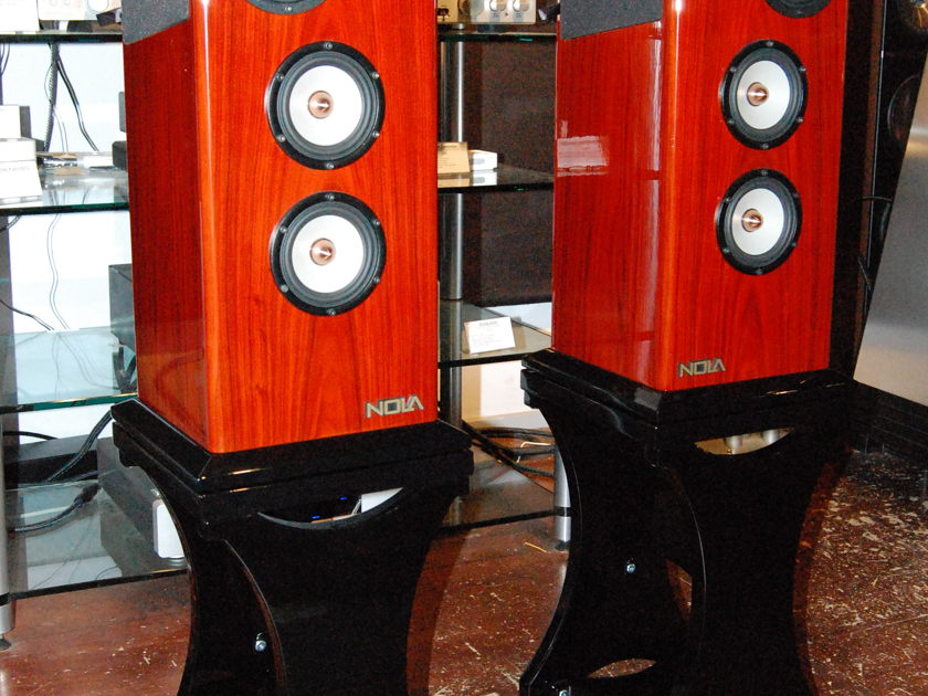 NOLA Speakers Micro Grand Reference Series II Rosewood