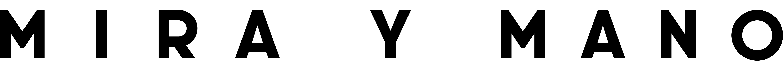 Mira y mano full logo black high res 6