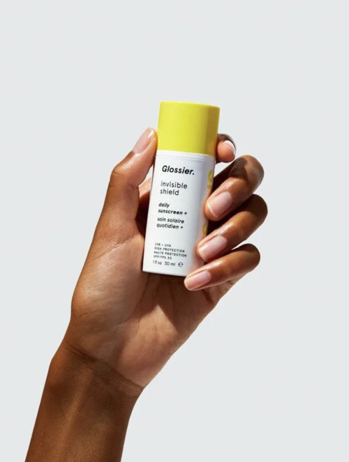 Glossier Invisible Shield Daily Sunscreen SPF 35
