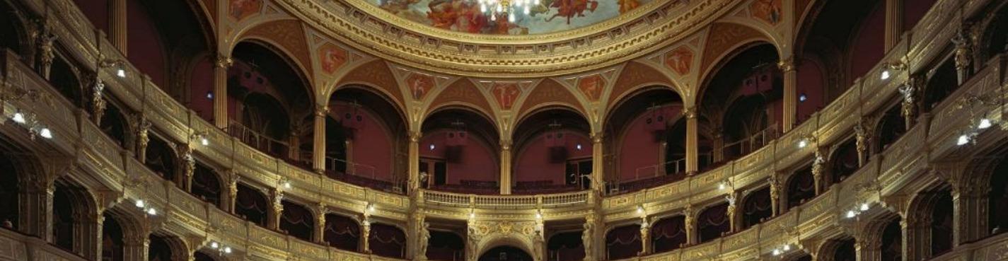 Экскурсия в оперный театр Будапешта