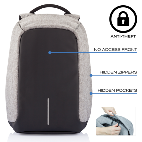 PRIVY™ ANTI-THEFT TRAVEL BACKPACK