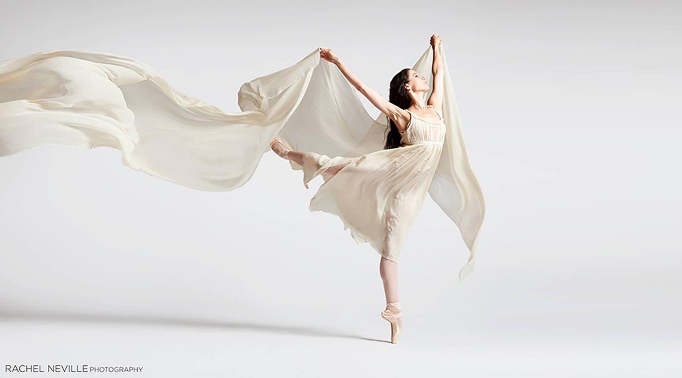 vanessa zahorian, ballet role model
